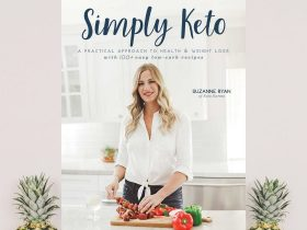 Simply keto book